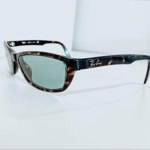 Ray Ban RB 2117 Tortoise Prescription Sunglasses